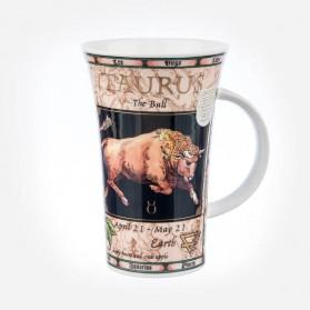 Dunoon Mugs Glencoe Zodiacs Taurus