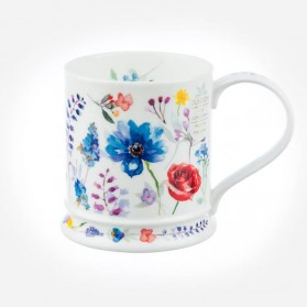 Dunoon Mugs IONA Fleurie ANEMONE