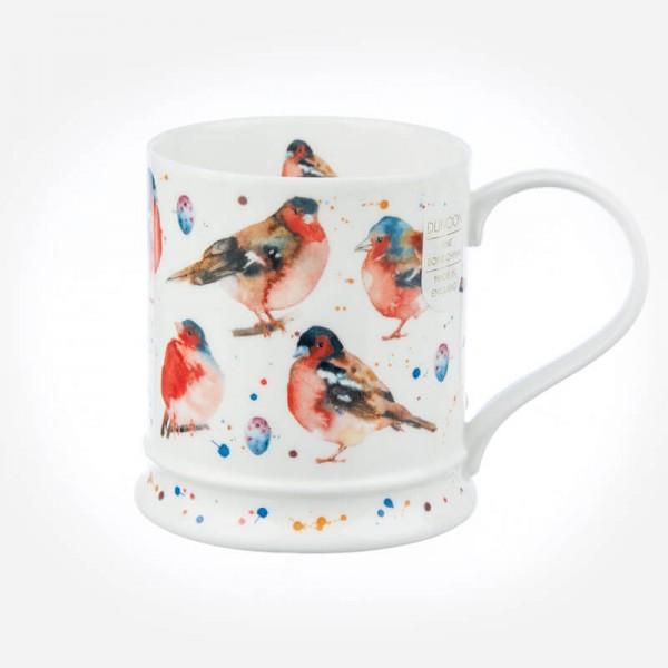 Dunoon Mugs IONA Garden Birds Chaffinch