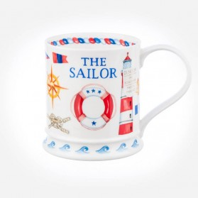 Dunoon Mugs IONA Characters the Sailor