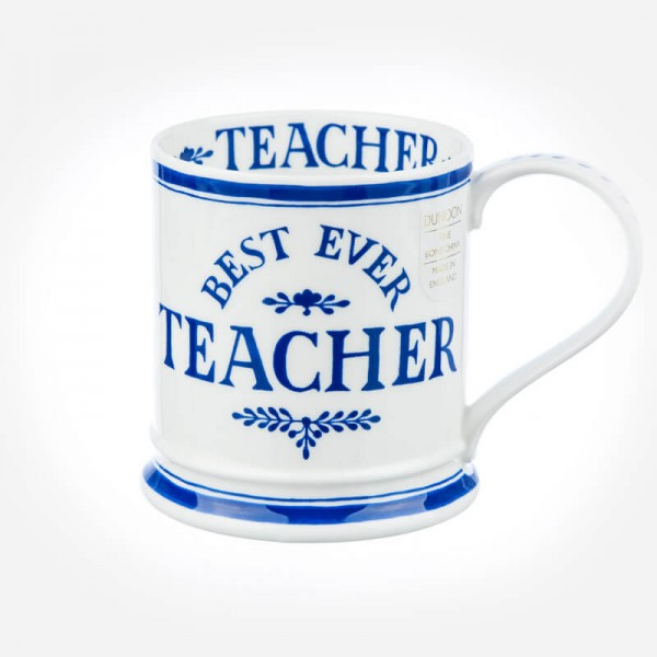 Dunoon Mugs IONA Best Ever Teacher
