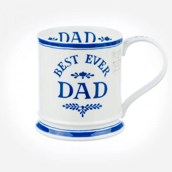 Dunoon Mugs IONA Best Ever Dad