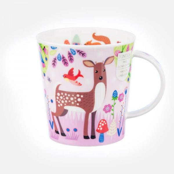 Dunoon Mugs Lomond Enchanted Wood Deer