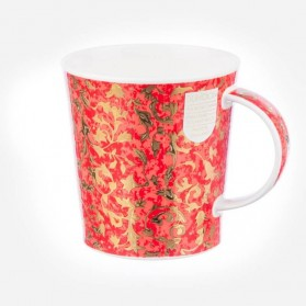 Lomond Mantua red mug