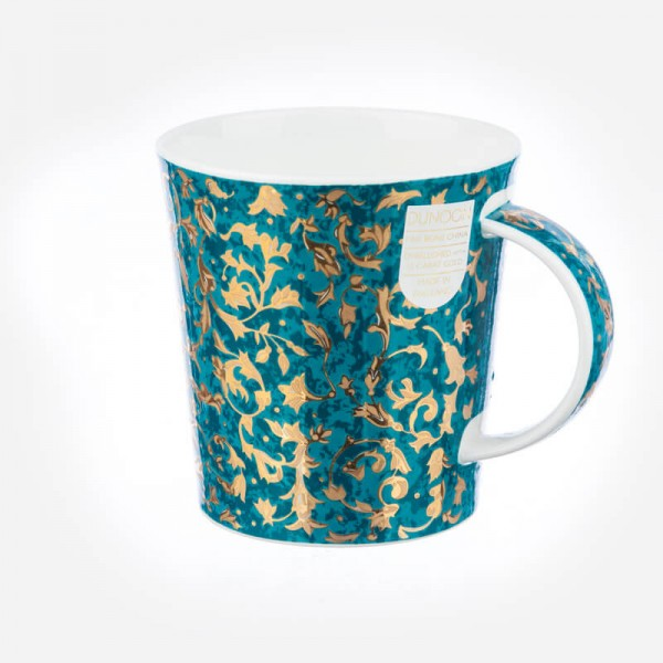 Lomond Mantua Teal mug