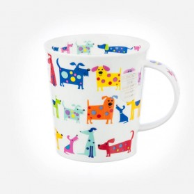 Dunoon Mugs Lomond Designer dogs
