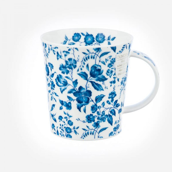 Dunoon Mugs Lomond Bloomsbury