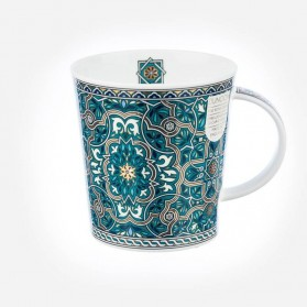 Dunoon Mugs Lomond Dubai Dark Blue