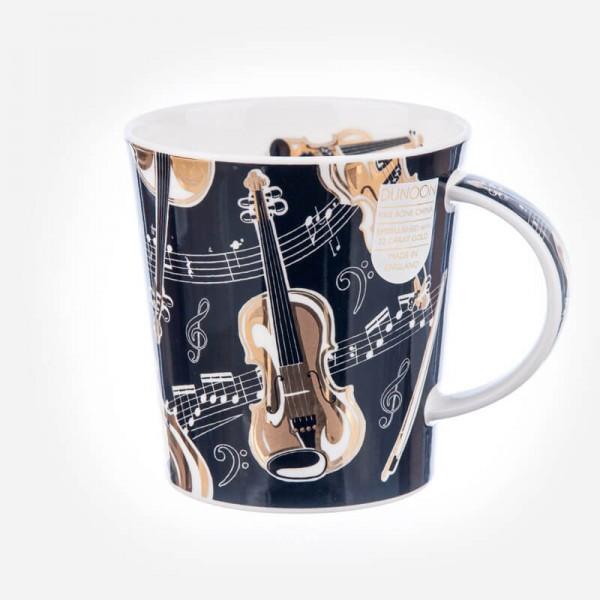 Dunoon Lomond mug Tempo Violin