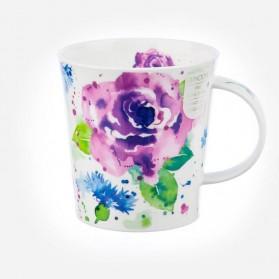 Dunoon Mugs Lomond Giardino Rose
