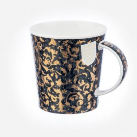 Lomond Mantua Black mug