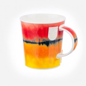 Dunoon Mugs Lomond HORIZON RED