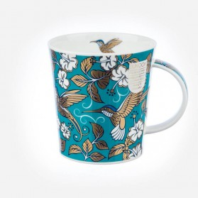 Dunoon mugs Lomond Topaz Hummingbird