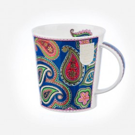 Dunoon mugs Lomond Persia Blue