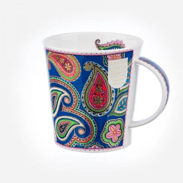 Dunoon mugs Lomond Persia Blue