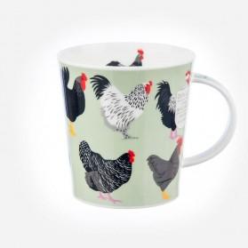 Dunoon Lomond Free Range Chicken Mug