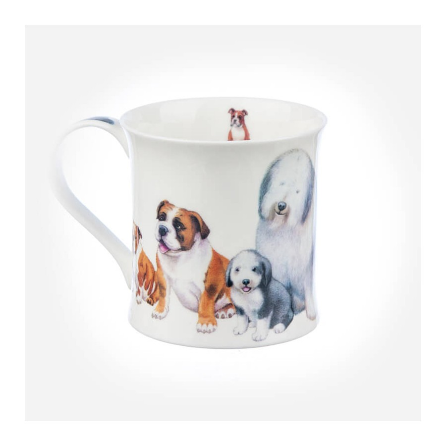Dunoon Mugs Wessex Dogs Amp Puppies Collie