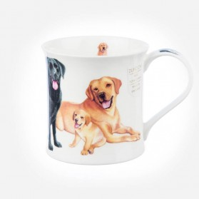 Dunoon Mugs Wessex Dogs & Puppies Labrador