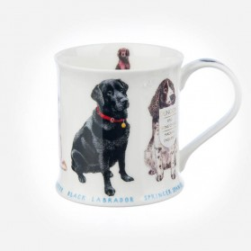 Dunoon Mugs Wessex Show Dogs Labrador