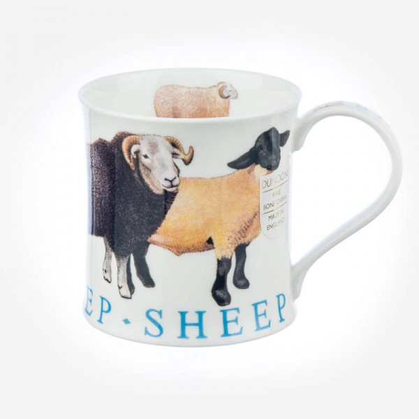 Dunoon Mugs Wessex Farm Animals Sheep