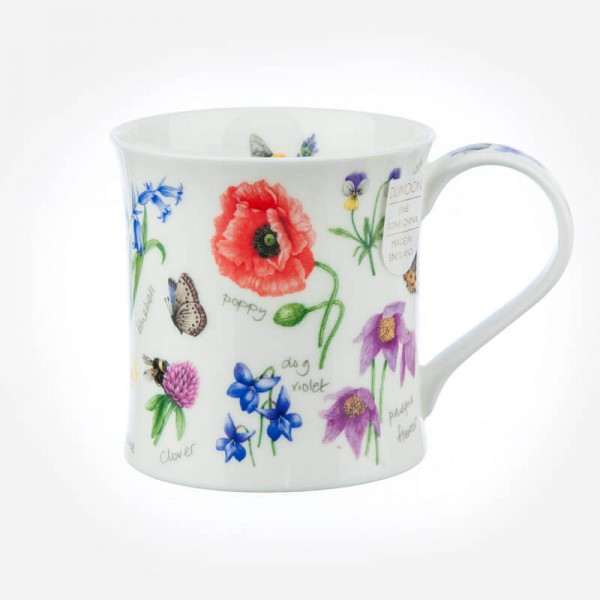Dunoon Mugs Wessex Jane Fern Collection Wayside