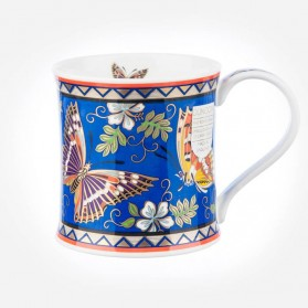 Dunoon Mugs Wessex Minerva Butterfly