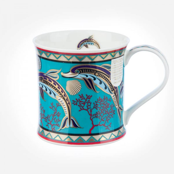 Dunoon Mugs Wessex Minerva DOLPHIN