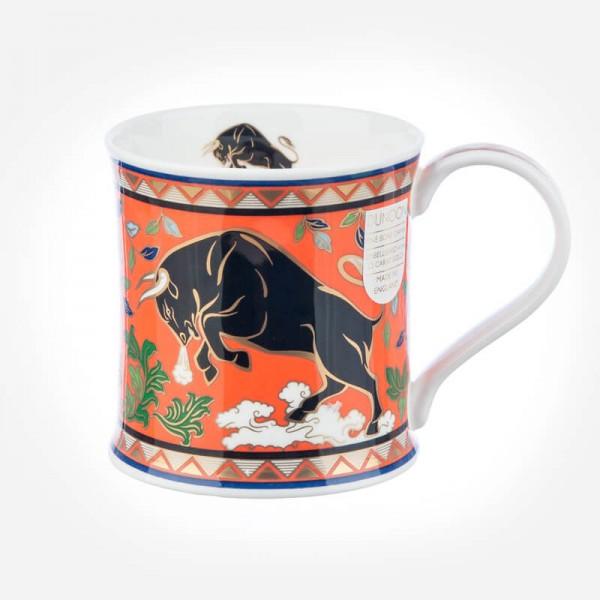 Dunoon Mugs Wessex Arabia Bull