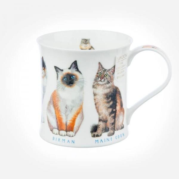 Dunoon Mugs Wessex Show Cats Birman