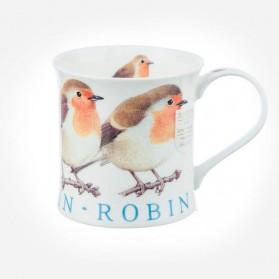 Dunoon Mugs Wessex Wild Birds II Robin