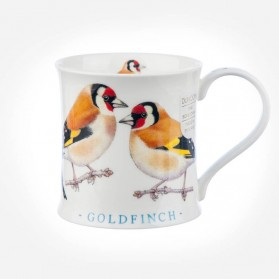 Dunoon Mugs Wessex Wild Birds II Goldfinch