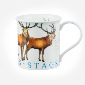 Dunoon Mugs Bute Scotland Stags