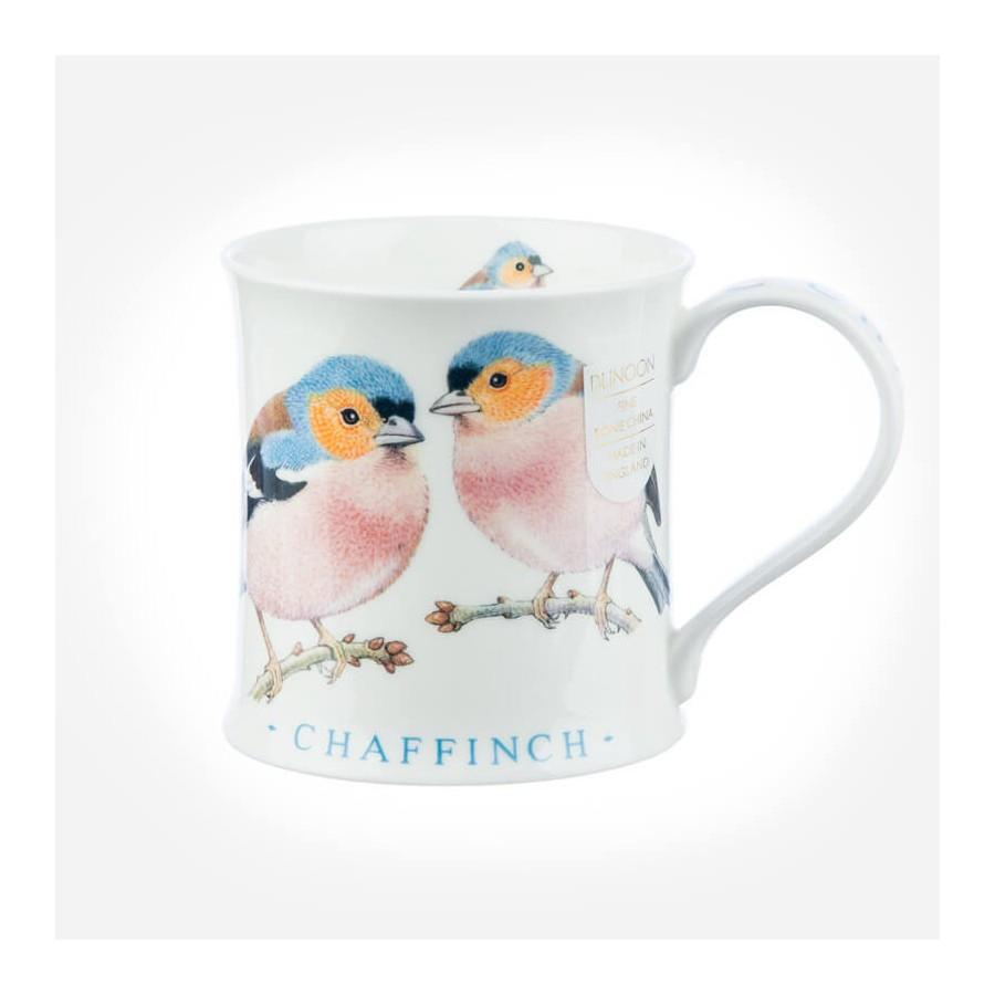 Dunoon Mugs Wessex Wild Birds Ii Chaffinch