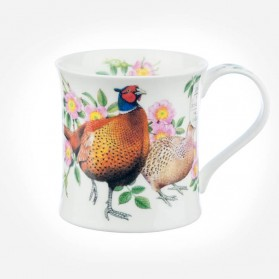 Dunoon Mugs Wessex BirdLife Collection Pheasant mug