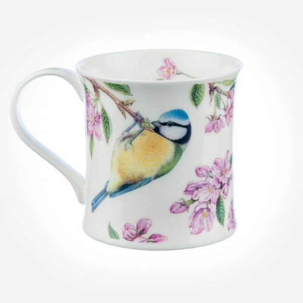 Dunoon Mugs Wessex BirdLife Collection Blue Tit