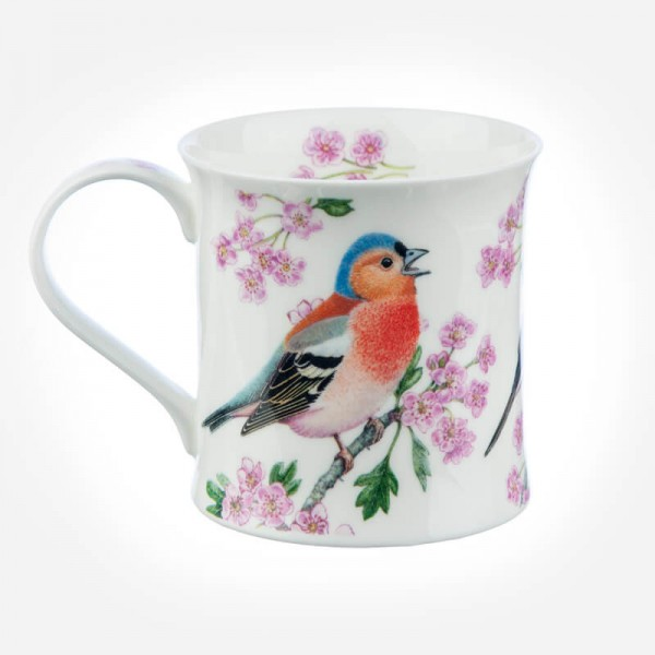 Dunoon Mugs Wessex BirdLife Collection Chaffinch