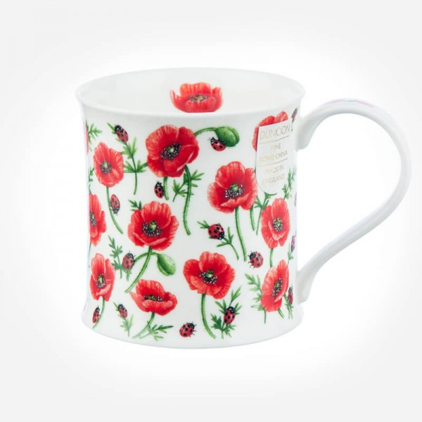 Dunoon Mugs Wessex Jane Fern Collection Edale