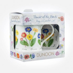 Dunoon Mugs WESSEX Flower Of The Month March