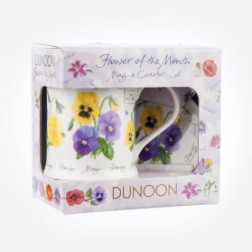 Dunoon Mugs WESSEX Flower Of The Month May
