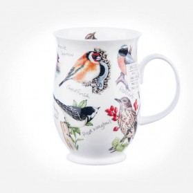 Dunoon Mugs Suffolk Birdlife Goldfinch