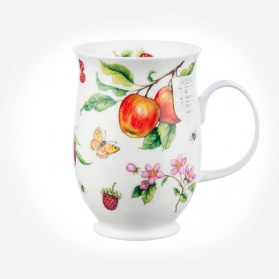 Dunoon Mugs Suffolk Fruits and Blossom Apple