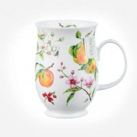Dunoon Mugs Suffolk Fruits and Blossom Pear