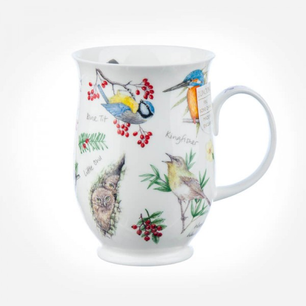Dunoon Mugs Suffolk Dawn Song Blue Tit