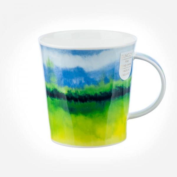 Dunoon Mugs Lomond HORIZON GREEN