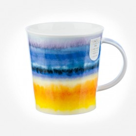 Dunoon Mugs Lomond HORIZON YELLOW