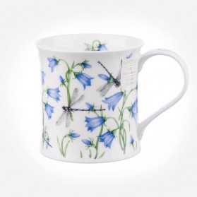 Dunoon Mugs Wessex Jane Fern Collection Harebell