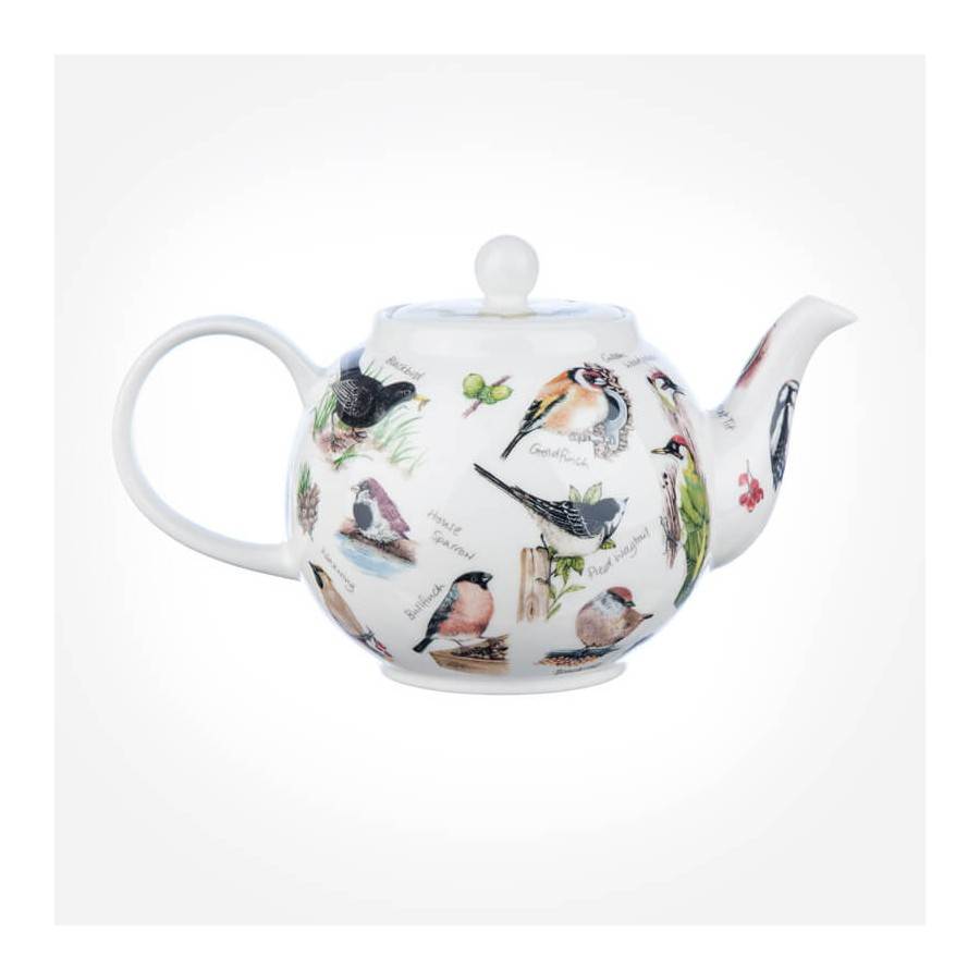 Birdlife Small Size Tea Pot Teapot 0 75l Gift Box