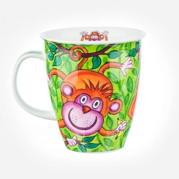 Dunoon Nevis Monkey mug