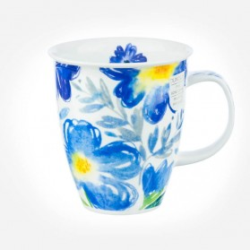 Dunoon Mugs Nevis Tuscany BLUE