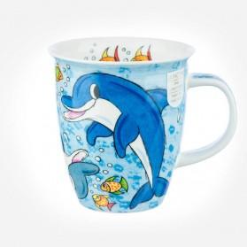 Dunoon Mugs Nevis Splash Dohphin